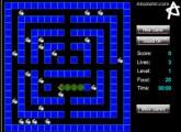 لعبة الثعبان والارنب المغامر