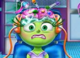 لعبة الاشمئزاز عند الدماغ طبيب
