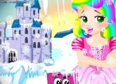 لعبة هروب الاميرة جولييت من القلعة المجمدة