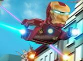 لعبة ليغو الرجل الحديدي الجديدة