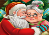 لعبة بابا نويل وراس السنة الجديدة