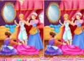 لعبة بازل جميل قلب الأميرة