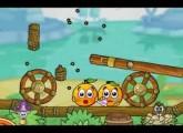 لعبة حماية البرتقالة اون لاين