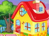 لعبة تصميم المنزل الجميل اون لاين
