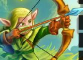 لعبة صيد الجرزان بالاسهم القاتلة