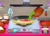 لعبة تحضير حساء السمك اللذيذ