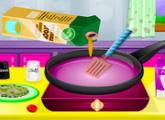 لعبة تحضير طبق دسم حساء الفطر
