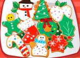 لعبة كعك عيد الميلاد :مدمن للحلوى