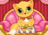 لعبة رعاية القطه كيتي3