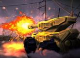 لعبة بطل العالم و الدبابة
