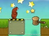 لعبة  عودة الدب الى اخوانه