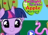 لعبة جمع التفاح 2