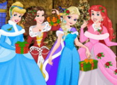 لعبة أميرة ديزني ليلة عيد الميلاد 2