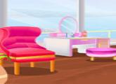لعبة ديكور غرفة الاميرة المميزة