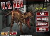 لعبة الديناصور الغاضب 2017