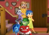 لعبة رايلي ولعبة الغميضة مع اصدقائها