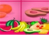 لعبة زاكرة الفاكهة المشكلة