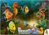 لعبة السمكة  فيشدوم 3