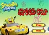 لعبة سيارة سبونج بوب بدون تحميل