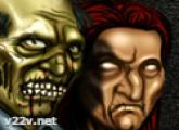 لعبة قتال الاشباح المخيفة 2