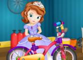 لعبة إصلاح دراجات صوفيا