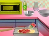 لعبة تحضير بيتزا التونة المميزة