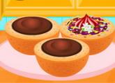 لعبة طبخ كعكة البرك اللذيذة