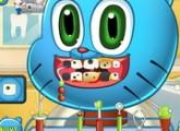 لعبة غامبول عند طبيب الاسنان الحديثه