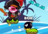 لعبة القراصنة الخنازير برابط