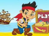 لعبة جيك القراصنة سحق الكنز