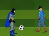 لعبة باتمان كرة القدم اون لاين