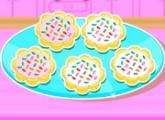 لعبة صنع حلوى الكوكيز اللذيذ