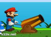 لعبة مدفع سوبر ماريو للاطفال
