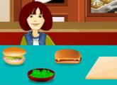 لعبة مطعم للوجبات السريعة بدون تحميل