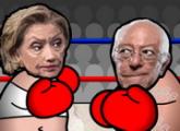 لعبة لكمة من الانتخابات