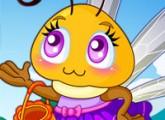 لعبة تلبيس ملكة النحل الحديثه