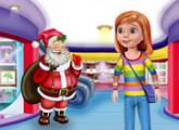 لعبة  الديكور رايلي أندرسون فى عيد الميلاد