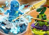 لعبة Ninjago  سبينرمعركة الطاقة