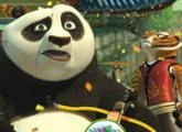 لعبة الباندا المخفية -الكونغ فو باندا 3