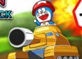 لعبة  العبقرى و هجوم الدبابات