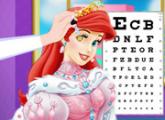 لعبة علاج عين ارييل الجديدة