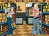 العاب التسوق في المترو