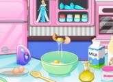 لعبة طبخ كيكة السا اللذيذة