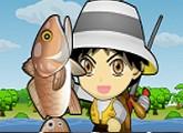 لعبة صيد السمك في البحر 2015