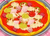 لعبة طبخ بيتزا برونتو الجديدة فلاش اون لاين