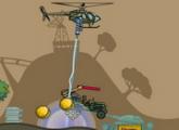 لعبة: مفجر طائرة الهليكوبتر2