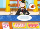 لعبةالمطبخ الطباخ مجنون ماستر