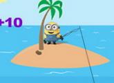 لعبة  العميل منيون صيد السمك كل يوم
