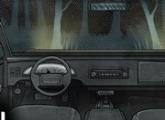 لعبة الهروب من سيارة HD