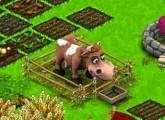 لعبة المزرعة السعيدة وتربية الحيوانات